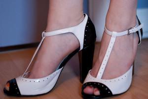 Kecses női cipő