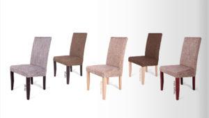 Dekoratív, strapabíró szék modellek
