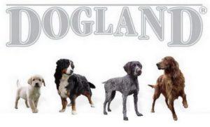 Dogland kutyatápok