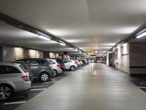 Parkolás Ferihegy mellett