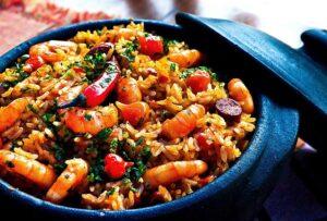 Rizzsel készült ételek